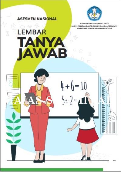Ebook Tanya Jawab Seputar Asesmen Kompetensi Siswa (AKM)