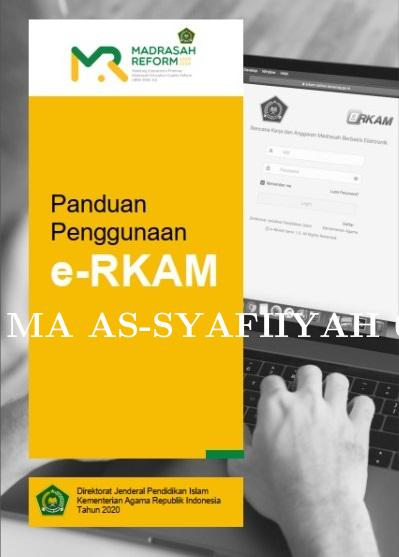 Panduan Penggunaan e-RKAM BOS Tahun 2020